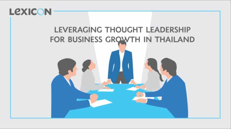 Thought Leadership Thailand