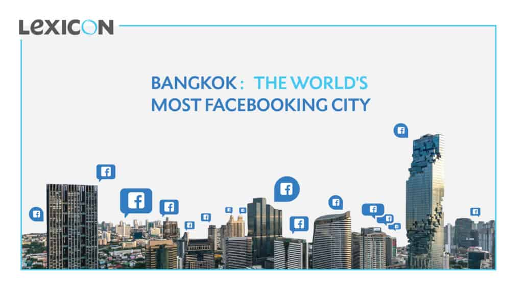 Facebook marketing in Bangkok